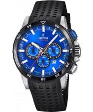 Festina F20353-2 メンズクロノオートバイ時計