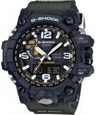 Casio GWG-1000-1A3ER メンズG-SHOCKラジオは太陽光発電のコンパス黒の時計をcontroled