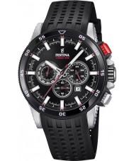 Festina F20353-4 メンズクロノオートバイ時計