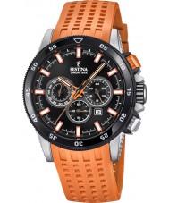 Festina F20353-6 メンズクロノオートバイ時計