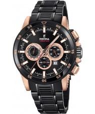 Festina F20354-1 メンズクロノオートバイ時計