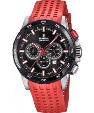 Festina F20353-8 メンズクロノオートバイ時計