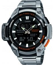 Casio SGW-450HD-1BER メンズコア銀高度計や気圧計コンビ腕時計