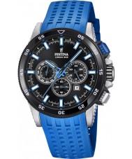 Festina F20353-7 メンズクロノオートバイ時計