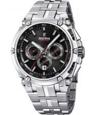Festina F20327-6 メンズクロノオートバイ時計