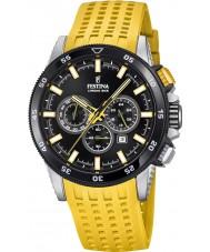 Festina F20353-5 メンズクロノオートバイ時計