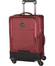 Dakine 10001478-BURNTROSE-81M ターミナルスピナー40lスーツケース