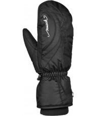 Reusch 4231528700 レディースキャリーR  - テックスXT黒手袋 - サイズS(UK 6.5)