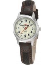 Timex T41181 レディースは、古典的なアナログ時計を遠征します