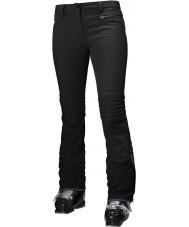 Helly Hansen 60387-990-L レディースベリッシモ黒のパンツ -  Lサイズ
