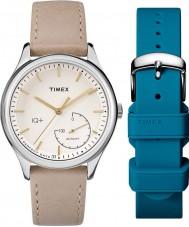 Timex TWG013500 女子iqスマートウォッチを移動
