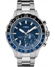 Timex TW2R39700 メンズiqスマートウォッチを移動