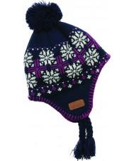 Dare2b DGC006-639CG3 女の子candygirlエアフォースブルー帽子 -  3-6年