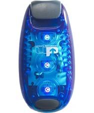 Up UP6740 青色光LEDにEddystoneクリップ