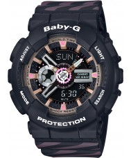Casio BA-110CH-1AER レディースbaby-g watch