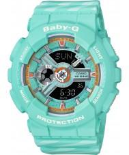 Casio BA-110CH-3AER レディースbaby-g watch