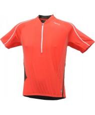 Dare2b オフサイドの激しい赤いジャージーTシャツ