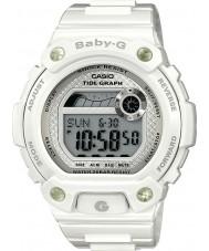 Casio BLX-100-7ER レディースベビーグラム潮グラフホワイト時計