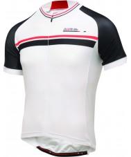Dare2b DMT111-90090-XXL メンズAEP回路白いジャージーTシャツ - サイズXXL