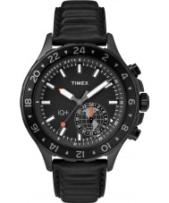 Timex TW2R39900 メンズiqスマートウォッチを移動