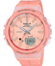 Casio BGS-100-4AER レディースbaby-g watch