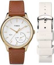 Timex TWG013600 女子iqスマートウォッチを移動