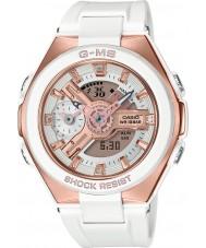 Casio MSG-400G-7AER レディースbaby-g watch