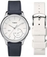 Timex TWG013700 女子iqスマートウォッチを移動
