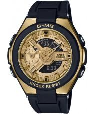 Casio MSG-400G-1A2ER レディースbaby-g watch