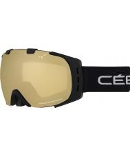 Cebe CBG85 起源リットル黒ブロック -  NXT variochromは1-3スキーゴーグルをperfo