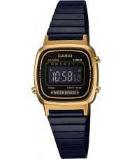 Casio LA670WEGB-1BEF レディースコレクションウォッチ