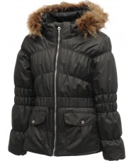 Dare2b DGP017-800C03 黒のジャケットを魅惑的な女の子 -  3  -  4年