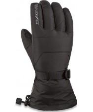 Dakine 1100515-BLACK-M-2017W メンズフロンティア黒い手袋 - サイズm