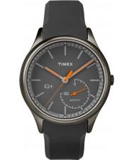 Timex TW2P95000 メンズiqスマートウォッチを移動