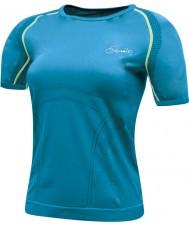 Dare2b 女性は青い宝石のTシャツを慰める