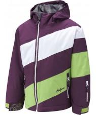Surfanic SW124001-732-116 女の子コスモス紫スキージャケット -  5  -  6年
