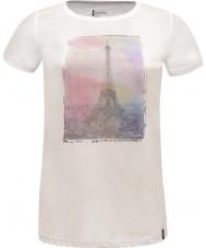 Dare2b 白いTシャツの上の女性の塔