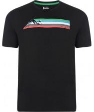 Dare2b DMT322-80040-XS メンズマルチバンド黒のTシャツ - サイズXS