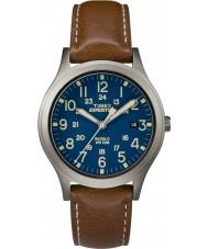 Timex TW4B11100 メンズ遠征のスカウトウォッチ