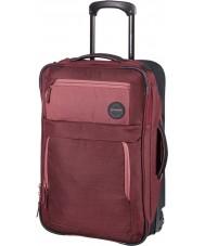 Dakine 10000782-BURNTROSE-81M ローラー40lスーツケースを持ち歩く