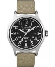 Timex T49962 メンズ遠征スカウト日焼け時計