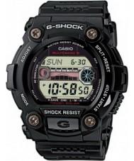 Casio GW-7900-1ER メンズG-SHOCKの潮グラフ太陽電池時計