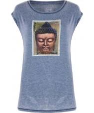 Dare2b レディース安心のマリンブルーTシャツ