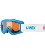 Uvex 55S8241312 雪に覆われたプロは、4つの異なるスキーゴーグルのセット12