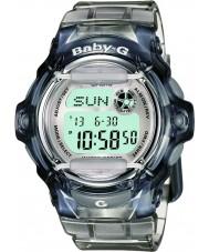 Casio BG-169R-8ER 25灰色のデジタル腕時計telememoレディースベビーG