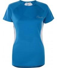 Dare2b DWT336-5NN12L レディース改革メチルブルーのTシャツ - サイズUK 12(メートル)