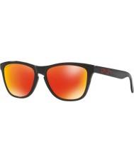 Oakley Oo9013 55 c9 frogskinsサングラス