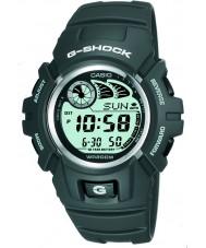 Casio G-2900F-8VER メンズG-SHOCK自動照明グレー樹脂の腕時計