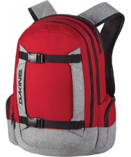 Dakine 10000761-RED ミッション25lバックパック