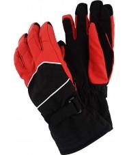 Dare2b DMG303-80060-M メンズは黒い手袋を締めた - サイズm
